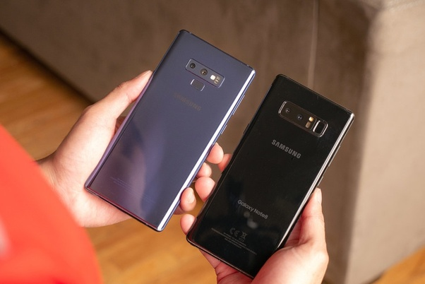 What's new in Samsung Galaxy Note 9? - Quora