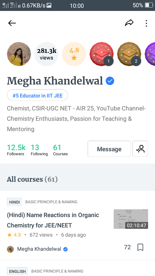 Which are the best free online coaching classes for IIT JEE