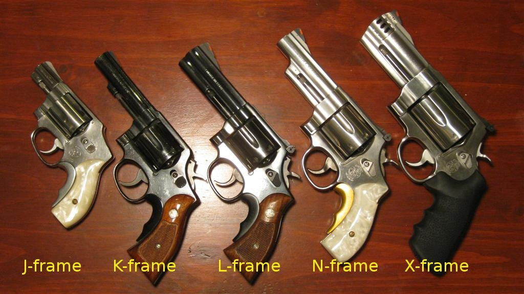 What is a J-Frame revolver? - Quora
