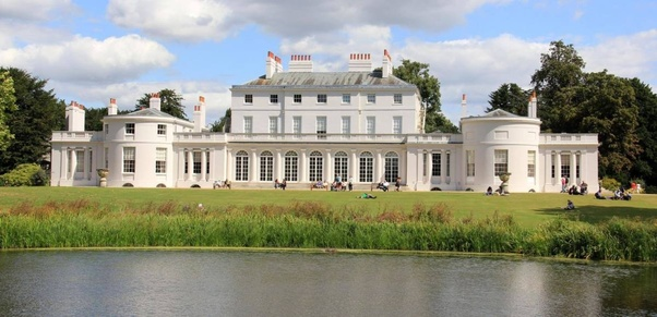 Are Frogmore House and Frogmore Cottage the same? - Quora