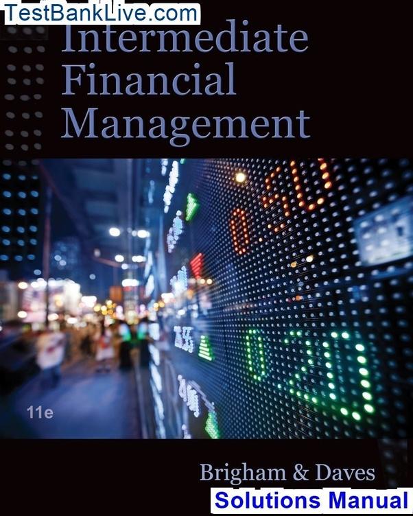 Financial Management Brigham 14th Edition Pdf