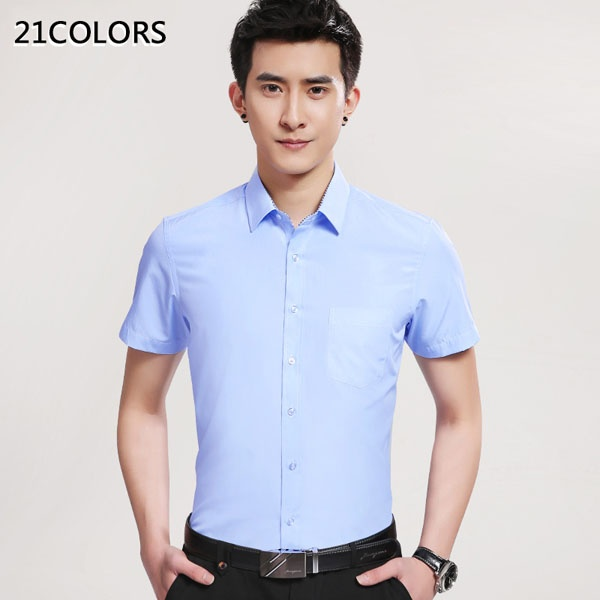 154a0530bff Question answered  Can you tuck in a short sleeve shirt with dress pants