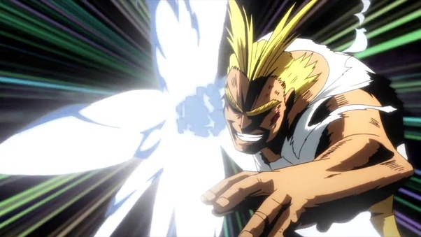 What if Midoryia used One For All 1,000,000% Delaware Detroit Smash on the  original Nomu in My Hero Academia anime? - Quora