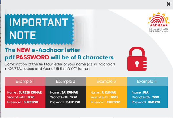 Which password do we need to enter when we download an ...