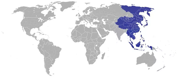 Is Japan an Eastern country? How do you identify the East on a map ...