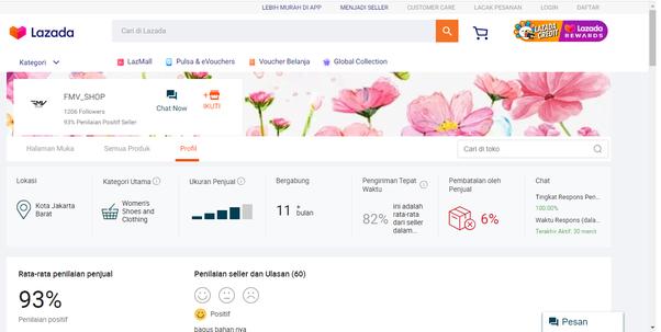 Apa Ciri Ciri Fake Seller Penjual Palsu Di Lazada Shopee Dan Situs Marketplace Lainnya Quora