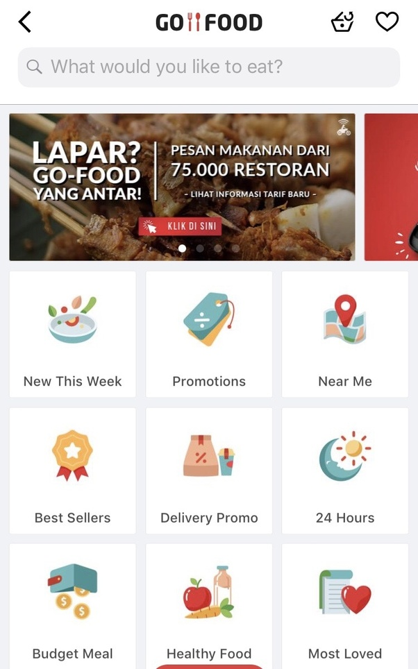 What Are The List Of Apps Who Deliver Food In Indonesia Like Jakarta And Pekanbaru Quora