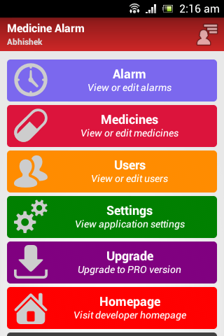 Is there any service that can remind my loved one to take their 3 free android apps that help to remind you to take pills on time sciox Image collections