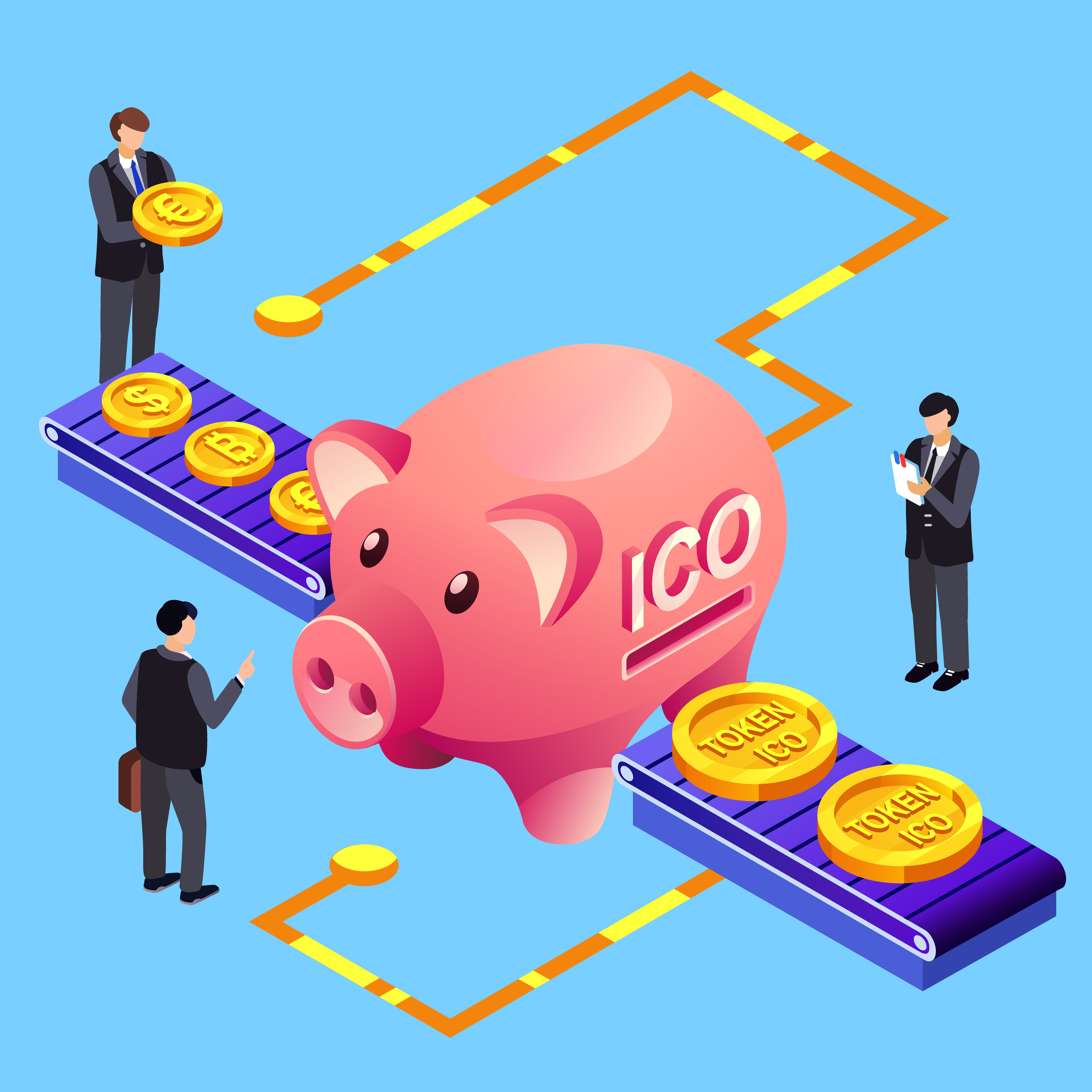 what makes a successful ico