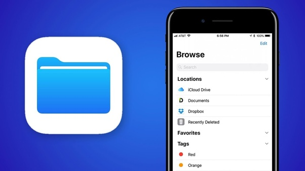 How To Use File Browser App