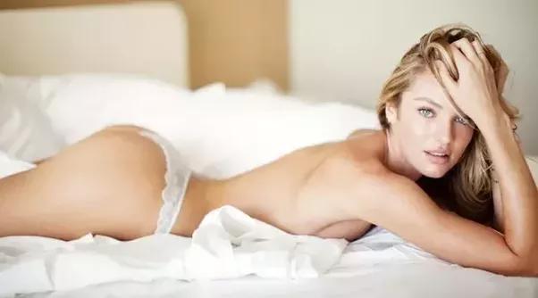 Semi nude european women