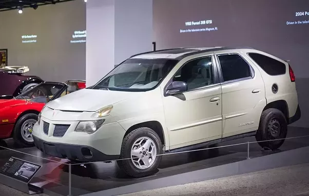 The old Aztek is now a piece of Americana on display at the Petersen Automotive museum in Los Angeles. & Breaking Bad (TV series): Why does Walter White drive one of the ...