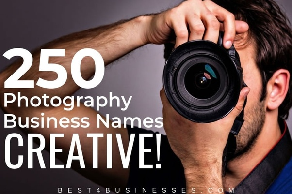 What would be a good name for my photography page? - Quora