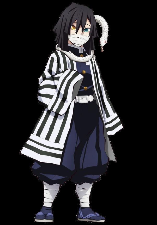 Who Is The Strongest Pillar In Kimetsu No Yaiba Demon Slayer Quora See more of mitsuri kanroji • demon slayer on facebook. who is the strongest pillar in kimetsu