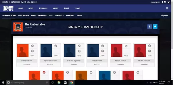 how to start a fantasy league