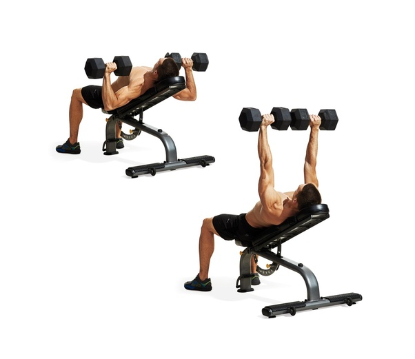What Is The Best Workout For The Upper Chest Quora