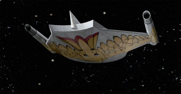 Why is it assumed that all Federation ships had tubular warp
