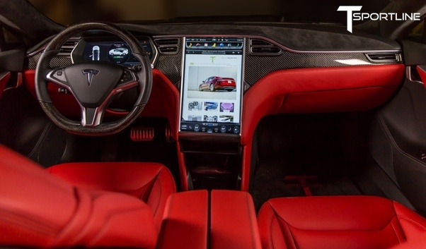 Does anyone agree that the interior of the Tesla Model S feels cheap ...