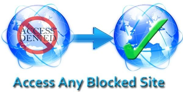 How to unblock a school blocked website without proxy quora did your network admin blocked another good proxy website or vpn ccuart Image collections