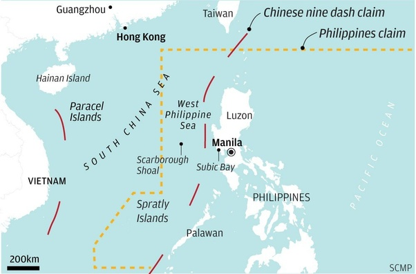 What is really happening in the South China Sea? - Quora Yulin China Map on yulin china weather, shaanxi china on world map, yulin qingdao map,