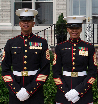 What US military branch has the best dress uniforms? - Quora