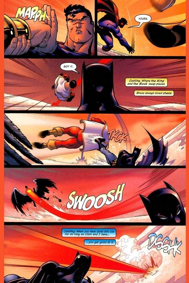 captain marvel weakness
