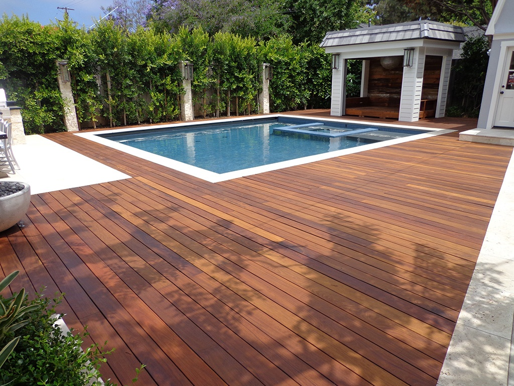 What Is The Best Timber For Pool Decking Quora