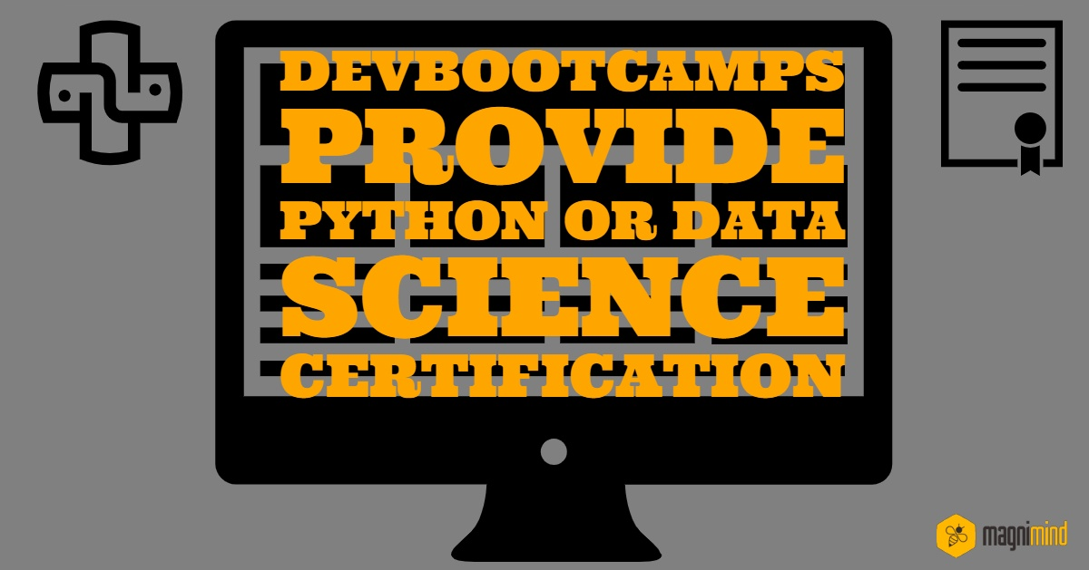 What are the best big data analytics/engineering bootcamps