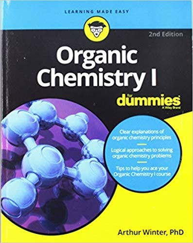 Carruthers Organic Chemistry Book