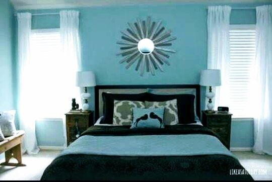 Which Colored Curtains Go With Light Blue Walls?   Quora