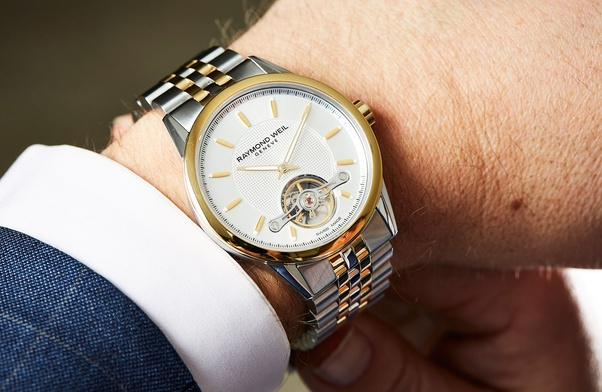 How to rate Raymond Weil as compare to Tag, Longines, and Rado? Is it worth  it to buy this watch - Quora