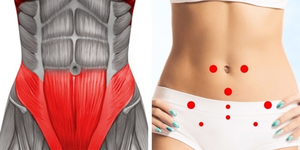How to reduce fat from lower abdominal