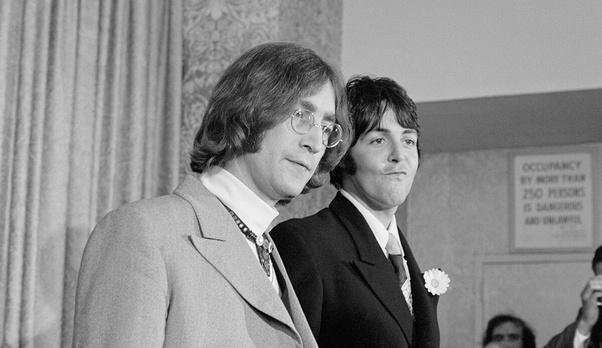 What Was John Lennon S Relationship With Paul Mccartney Like Quora