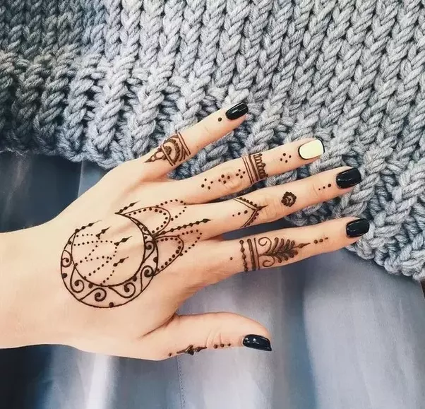 How to give yourself a henna tattoo quora paster from a fine quality henna check out this guide how to pick henna tattoo kits and start henna tattooing immediately white ink tattoos center solutioingenieria Gallery