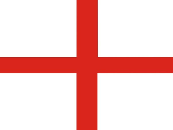 what is the real flag of england quora