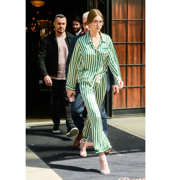 Celebrities Wearing Pajamas in Public | InStyle.com