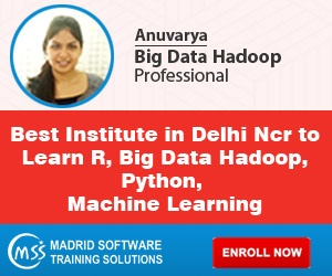 Which is the best institute in Delhi for machine learning