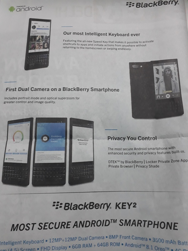 Blackberry Android Rom