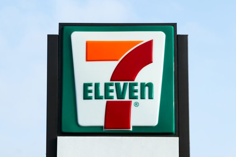 Why Does The Logo For 7 Eleven End With A Lowercase N