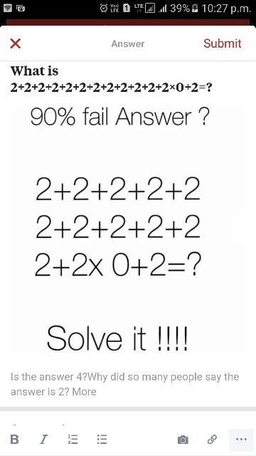 what is 2 2 2 2 2 2 2 2 2 2 2 2 0 2 quora