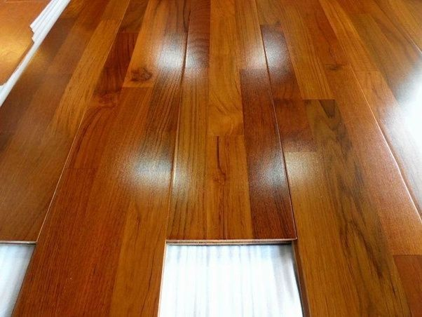 as far as fitting the planks is concerned each of the four sides of every plank needs to be glued to guarantee their stability - Pics Of Hardwood Floor