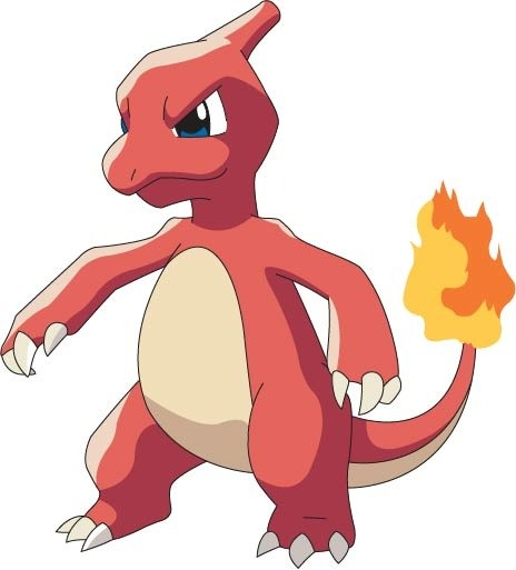 how to describe the levels on charmander s evolution quora