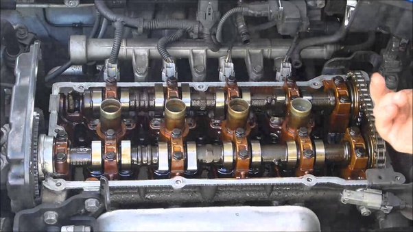 After changing the head gasket of a Hyundai Accent, is there