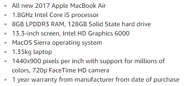 Does a 256GB SSD mean that the total space of a laptop is
