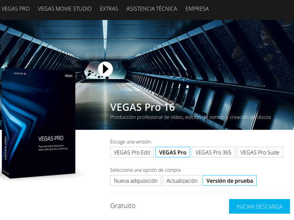 vegas pro 15 download free pc