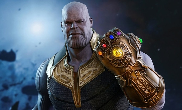 Image result for Thanos was a Visionary Villain!