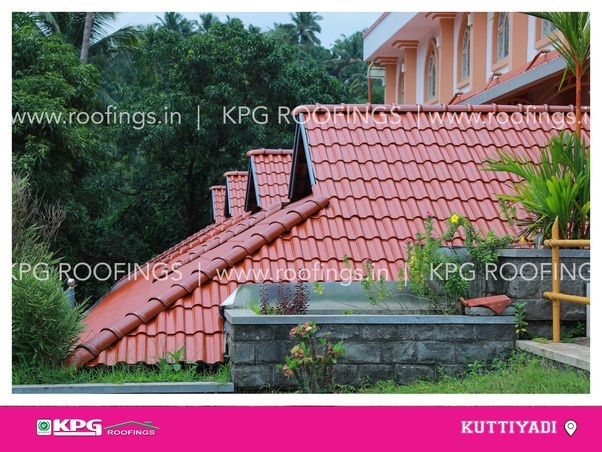 Which is the best roofing sheet company in Kerala? - Quora