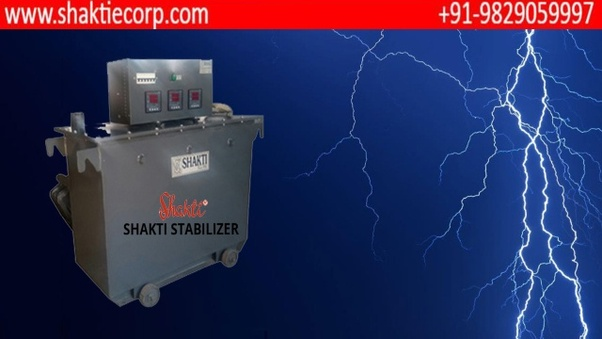 How Does A Voltage Stabilizer Work Quora