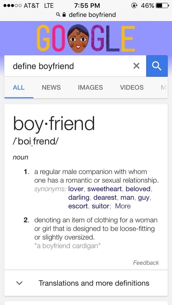 What The Difference Between Dating And Having A Girlfriend