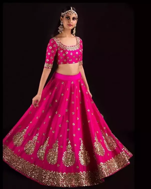 Where can I buy wedding lehenga in Hyderabad? - Quora
